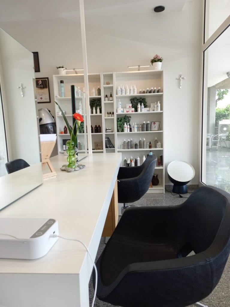 parrucchiere montesilvano hair therapy
